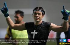 Jelang Hadapi Sulut United, Geri Mandagi: Motivasi Saya Berlipat Ganda - JPNN.com
