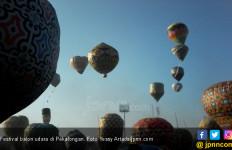 Lewat Festival Balon Udara, Gubernur Jawa Tengah Ajak Warganya Ikut Jaga Keselamatan Penerbangan - JPNN.com