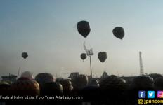 Gara-gara Balon Udara, AirNav Sampai Harus Alihkan Rute Penerbangan - JPNN.com