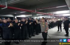 Demi Amankan Jakarta, Ratusan Personel Polda Kepri Rela Lebaran Tanpa Keluarga - JPNN.com