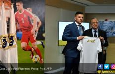 Menakar Kans Luka Jovic Gusur Karim Benzema di Real Madrid - JPNN.com