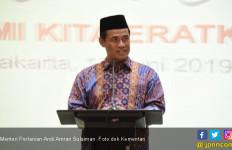 Mentan Andi Amran dan MenPUPR Didoakan Tetap Jadi Menteri - JPNN.com