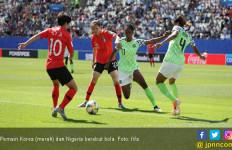 Bunuh Diri Warnai Kemenangan Nigeria dari Korea di Piala Dunia Wanita 2019 - JPNN.com