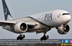 Pekerjakan Pilot Abal-Abal, Maskapai Pakistan Dilarang Masuk Amerika - JPNN.com