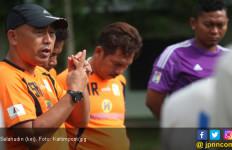 Suporter Ingin Salahudin Kembali Latih Barito Putera - JPNN.com