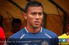 Dirumorkan ke Persib Bandung, Teja Paku Alam Bilang Begini - JPNN.com