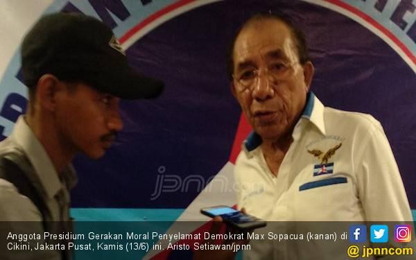 Max Sopacua Cs Pengin Serahkan Partai Demokrat kepada Sandiaga Uno? - JPNN.com