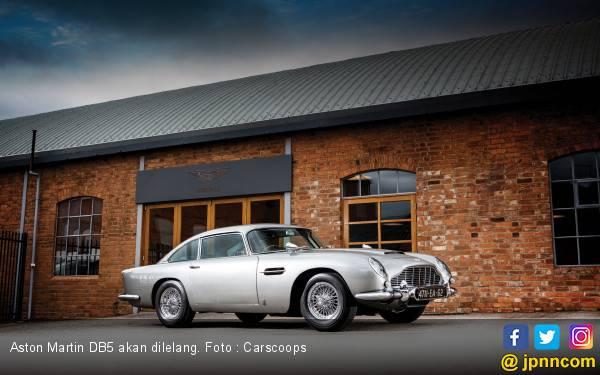 Mobil Supercanggih di Film James Bond Dilelang, Siapa Tertarik - JPNN.com