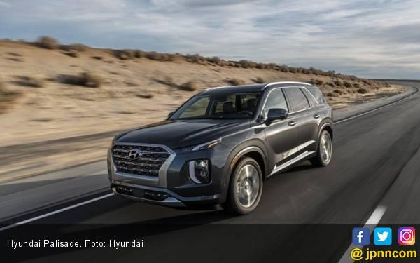 Hyundai Palisade Ditawarkan dalam 6 Varian dan Harga Mulai Rp 449 Juta - JPNN.com