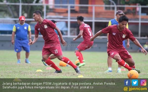 Jajal Kekuatan Bontang FC Sebelum Hadapi PSIM Jogjakarta - JPNN.com