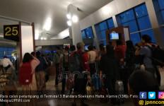 Kepadatan Kembali Terjadi di Bandara Soetta, Ini Respons Pemerintah - JPNN.com