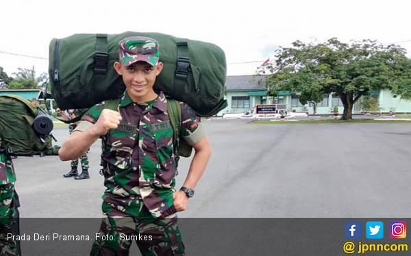 Prada Deri Pemutilasi Pacar di Sumsel Ditangkap - JPNN.com