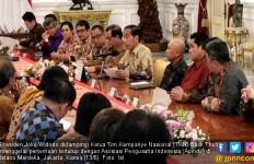 Erick Thohir Dampingi Jokowi Bahas Perkonomian dengan Apindo - JPNN.com