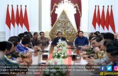 Kadin dan HIPMI Merapat ke Istana, Bertemu Erick Thohir dan Jokowi - JPNN.com