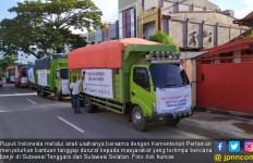 Pupuk Indonesia Grup Salurkan Bantuan Korban Banjir di Sulawesi - JPNN.com