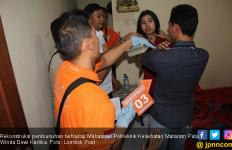 Ternyata, Wira Tindih Perut Winda Dewi Kartika - JPNN.com