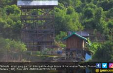 Detik – detik Menegangkan Densus 88 Kepung Terduga Teroris di Losmen - JPNN.com