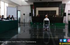 Habib Bahar Dituntut 6 Tahun Penjara-Denda Rp 50 Juta - JPNN.com