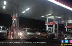 SPBU Tol Trans Jawa Laris saat Mudik Lebaran, Hari Biasa Bagaimana? - JPNN.com