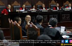 Sidang Putusan MK: Prabowo - Sandi Gagal Buktikan Ada TPS Siluman - JPNN.com