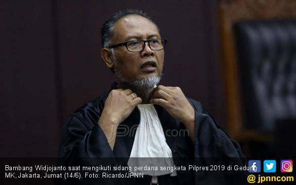 Bambang Widjojanto: Ajakan Jokowi Mengganggu Kebebasan Pemilih - JPNN.com