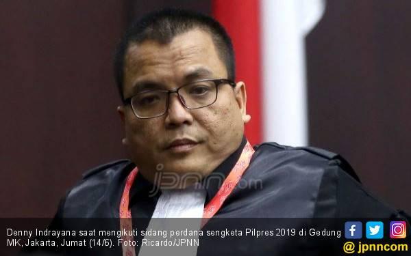 Menurut Denny Indrayana Masih Ada Peluang Pemungutan Suara Ulang - JPNN.com