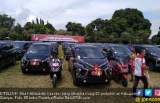 Polda Bali Usut Pengadaan Mitsubishi Xpander untuk 63 Perbekel di Gianyar - JPNN.com