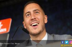 Eden Hazard Minta Nomor Punggung 10, Luka Modric Tidak Rela - JPNN.com