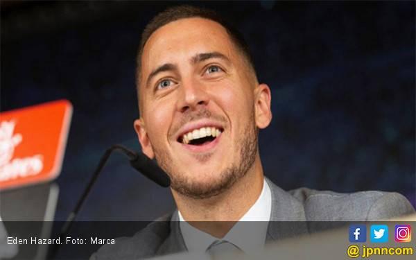 Eden Hazard Masih Cinta Chelsea - JPNN.com