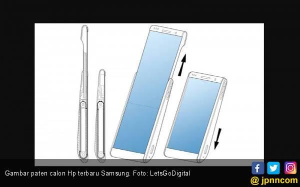 Samsung Diam-Diam Kembangkan Hp Unik, Pengganti Galaxy Fold? - JPNN.com