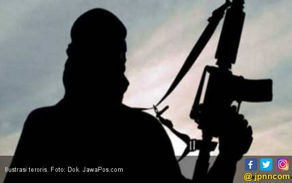 Terduga Teroris Jaringan Uzla Berencana Menyerang Jakarta - JPNN.com