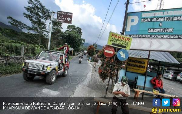 Ada Pungli di Kawasan Lava Tour Merapi, Parah nih - JPNN.com