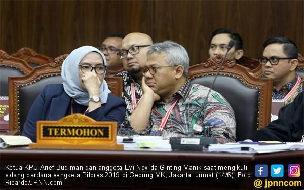 Kubu Prabowo Perbaiki Permohonan Sengketa Pilpres, Tim Hukum KPU Keberatan: Itu Ilegal - JPNN.com