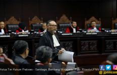 Saat Sesi Istirahat Sidang Sengketa Pilpres, BW Usir Tim Hukum KPU - JPNN.com