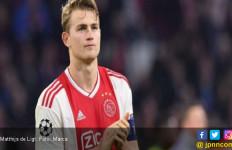 PSG Sodorkan Kontrak Mewah untuk De Ligt - JPNN.com
