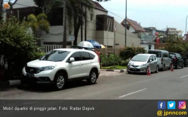 Pemilik Mobil di Depok Wajib Punya Garasi - JPNN.com