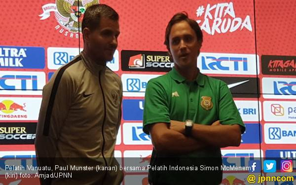 Indonesia vs Vanuatu, Ajang Pemanasan Tim Tamu Sebelum Pacific Games - JPNN.com