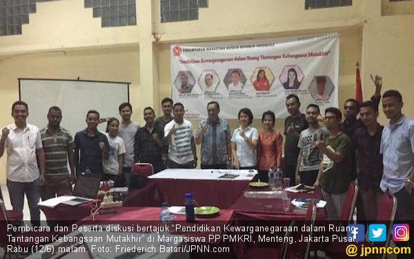 Pendidikan Pancasila Harus jadi Fondasi Pengembangan Iptek di Indonesia - JPNN.com
