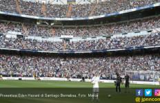 Presentasi Eden Hazard Lebih Ramai Ketimbang Laga Real Madrid Vs Real Betis - JPNN.com