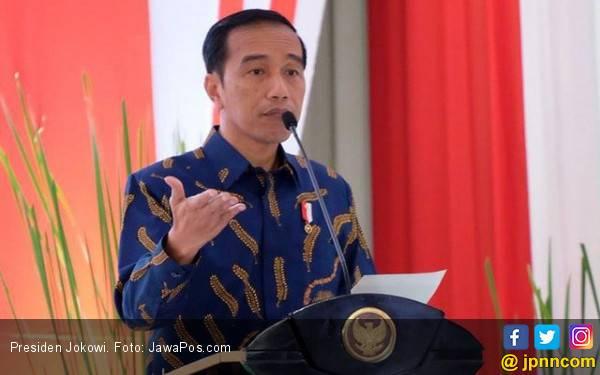 Bahas Reformasi Birokrasi, Pidato Jokowi Jadi Penuh Ancaman - JPNN.com