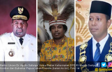 RELIJI Usulkan Tiga Nama Calon Menteri Mewakili Papua - JPNN.com