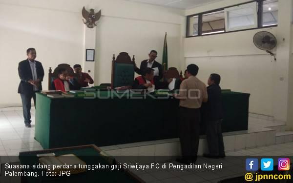 APPI Sebut Sriwijaya FC Sudah Lunasi Tunggakan Gaji Pemain Hari Ini - JPNN.com
