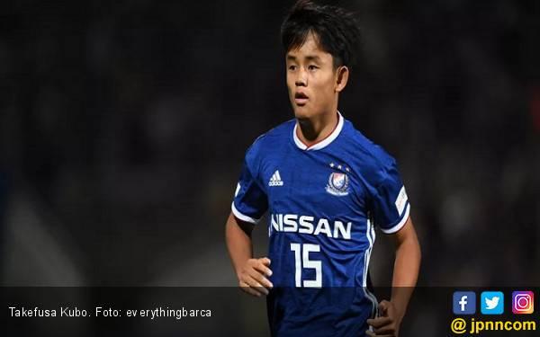 Real Madrid Dapatkan 'Messi' dari Jepang - JPNN.com