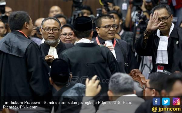 Sengketa Pilpres: Kubu Prabowo Tuding Jokowi Menyalahgunakan Telepon Negara - JPNN.com