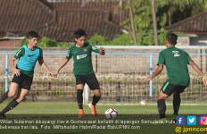 Masuk Skuad Timnas U-23, Begini Respons Putra Coach Gomes Oliveira - JPNN.com