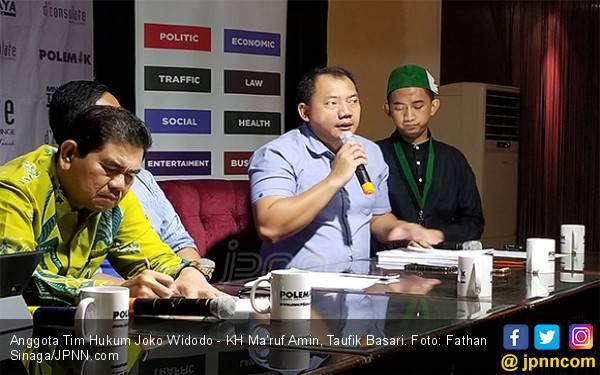 Kubu Prabowo Janjikan Sesuatu yang Wow, Pendukung Jokowi Ingat Sengketa Pilpres 2014 - JPNN.com