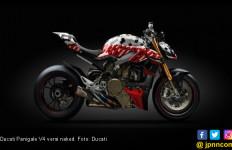 Ducati Siapkan Panigale V4 Versi Naked, Ini Penampakannya - JPNN.com