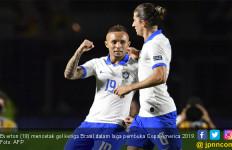 Brasil Sikat Bolivia di Partai Pembuka Copa America 2019, Gol Ketiga Keren - JPNN.com