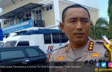 Polisi Tetapkan Komisioner KPU Palembang Sebagai Tersangka - JPNN.com