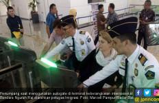 Supercanggih, Autogate Bandara Ngurah Rai Bisa Deteksi WNA Overstay - JPNN.com